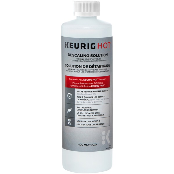 Keurig Descaling Solution