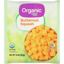 Great Value Organic Butternut Squash, 10 oz