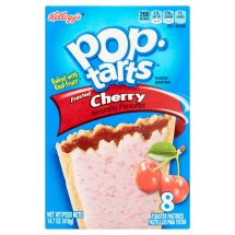 Kellogg's Pop-Tarts Frosted Cherry Toaster Pastries, 14.7 oz