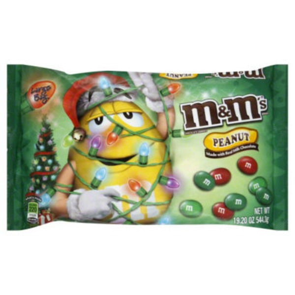 M&M's Peanut Large Bag