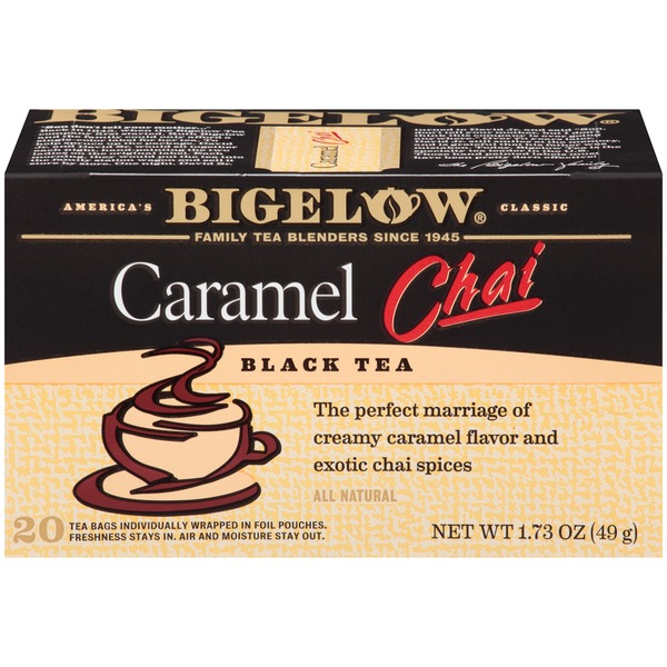 Bigelow Caramel Chai Black Tea