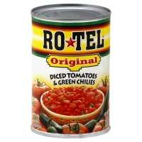 Ro-Tel Tomatoes & Diced Green Chiles Original