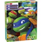 Betty Crocker Fruit Snacks, Teenage Mutant Ninja Turtles Snacks, 10 Pouches, 0.8 oz Each, 10.0 CT