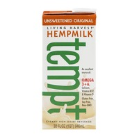 Living Harvest Hempmilk Tempt Unsweetened Original