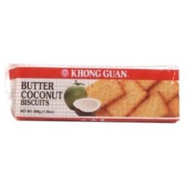 Khong Guan Butter Coconut Biscuits