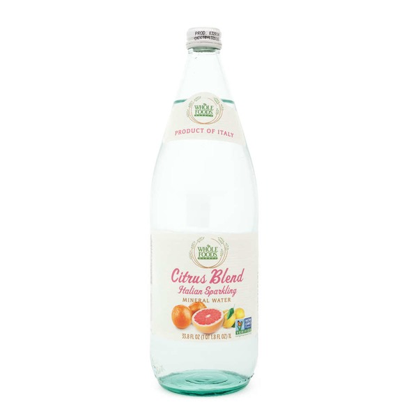 365 Citrus Blend Italian Sparkling Mineral Water