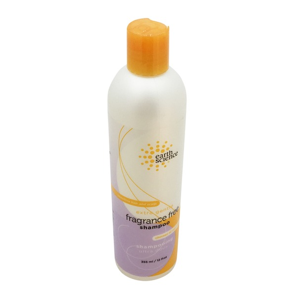 Earth Science Naturals Fragrance Free Extra Gentle Shampoo