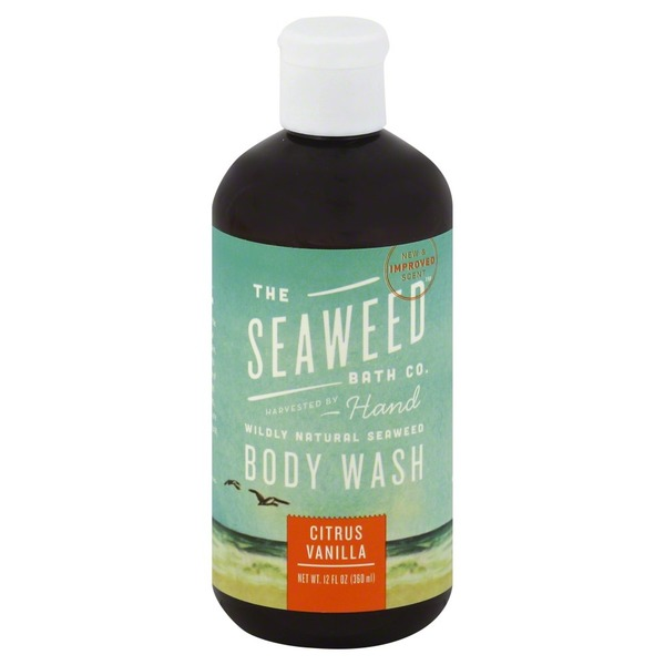 The Seaweed Bath Co. Citrus Body Wash