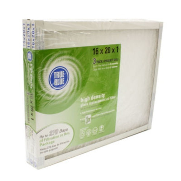 Purafilter 2000 True Blue 16 X 20 X 1 Home Air Filters