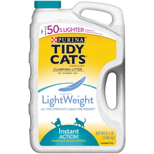 Tidy Cats Lightweight Instant Action Cat Litter