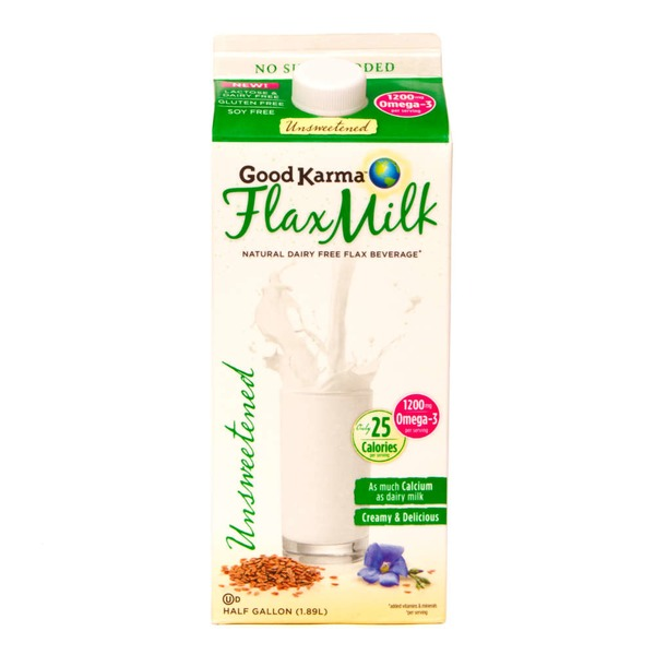 Good Karma Unsweetened Flaxmilk