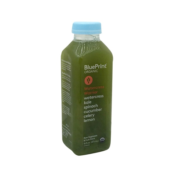 Blueprint Juice Watercress Greens Juice