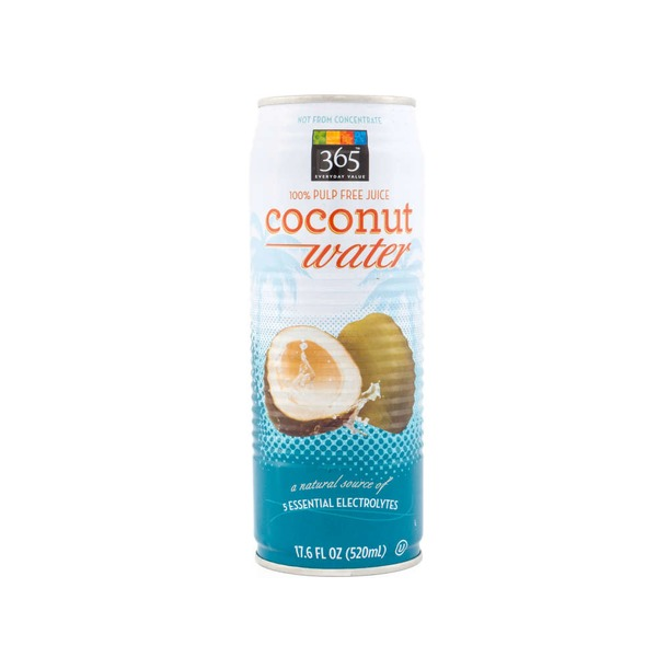 365 100% Pulp Free Coconut Water