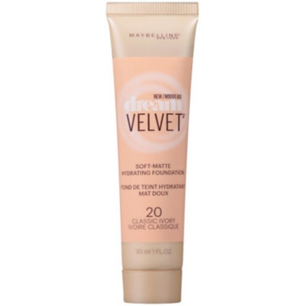 Dream 20 Classic Ivory Velvet Foundation