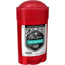 Old Spice Hardest Working Collection Sweat Defense Pure Sport Plus Scent Anti-Perspirant & Deodorant