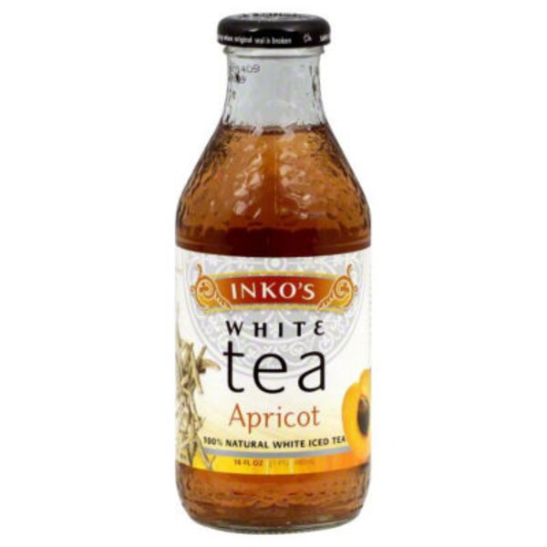 Inko's White Tea Apricot