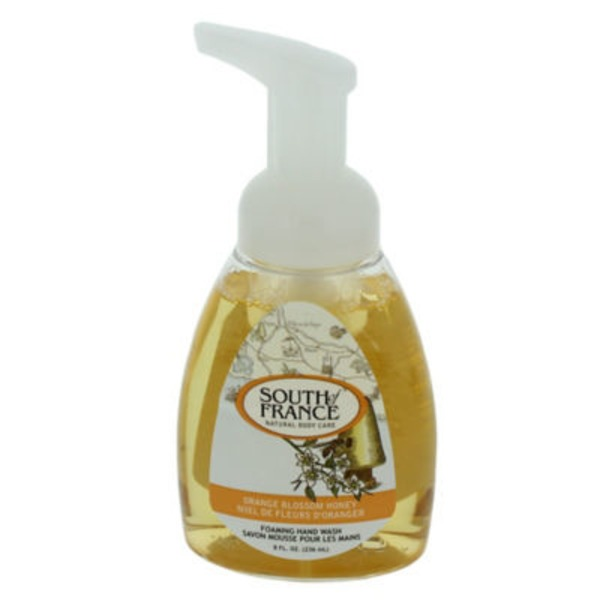 South France Organic Honey Hand Soap Foam