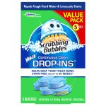 Scrubbing Bubbles Vanish Continuous Clean Drop-Ins, 5 count, 1.41 Ounces