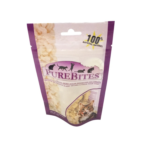 PureBites Ocean Whitefish Cat Treats