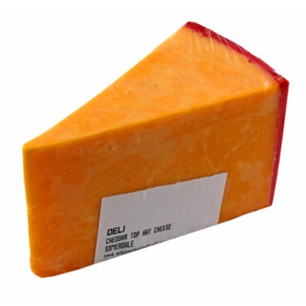 Top Hat Cheddar Cheese