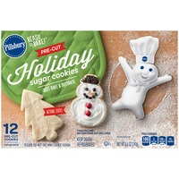 Pillsbury Ready to Bake! Winter Cutout Sugar Cookies