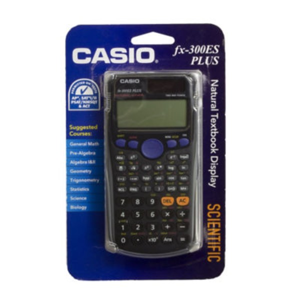 Casio Scientific Calculator 10 Digit