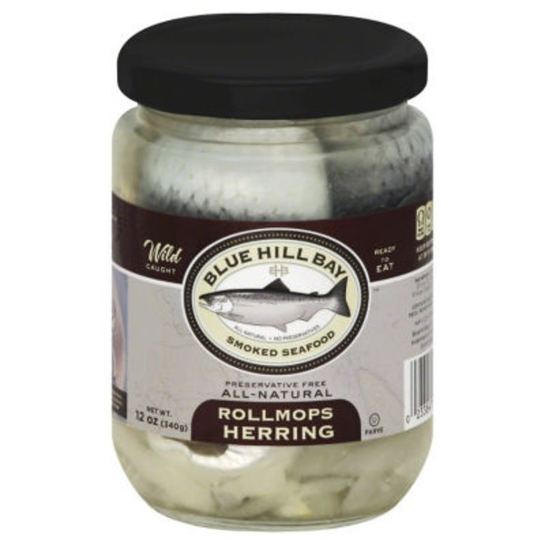 Blue Hill Bay Rollmops Herring