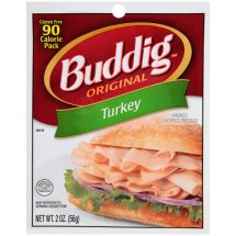 Buddig Original Turkey, 2 oz