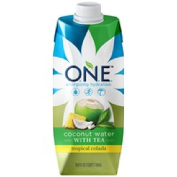 Pepsi One With Tea Tropical Colada Coconut Water