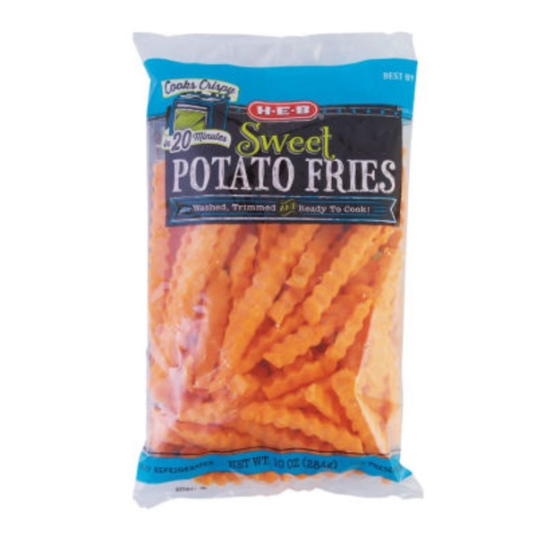 H-E-B Sweet Potato Fries