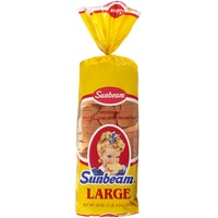 Sunbeam Large Enriched Bread