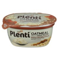 Yoplait Plenti, Oatmeal Maple Brown Sugar Yogurt