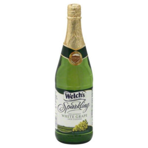 Welch's Non-Alcoholic White Grape Juice Cocktail