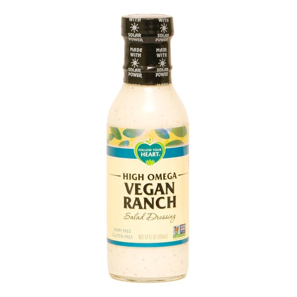 Follow Your Heart Salad Dressing, High Omega Vegan Ranch