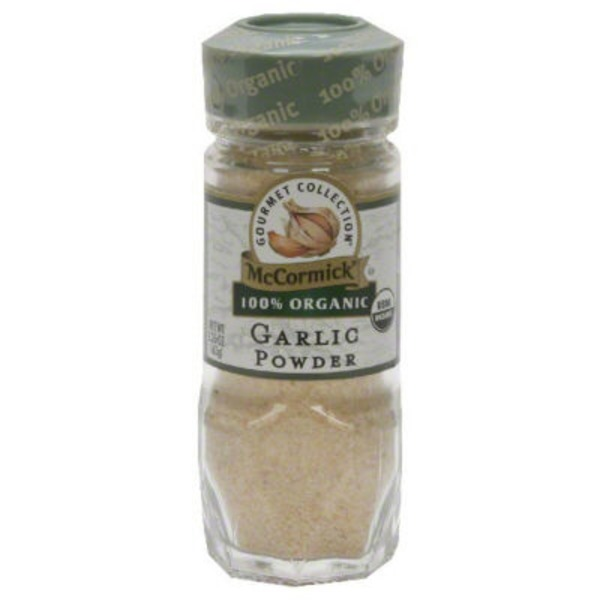 Gourmet Organic Organic Garlic Powder