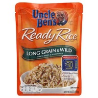 Uncle Ben's Ready Rice Long Grain & Wild
