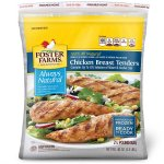 Foster Farms All Natural Boneless Skinless Chicken Breast Tenders
