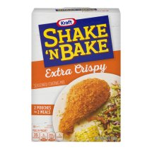 Kraft Shake 'N Bake Seasoned Coating Mix Extra Crispy - 2 CT