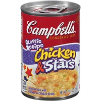 Campbell's Chicken & Stars Condensed Soup