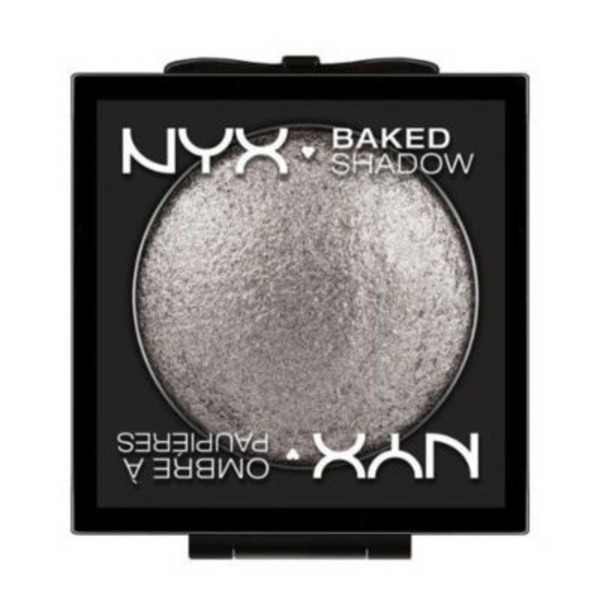 NYX Baked Eye Shadow Silver Haze BSH20