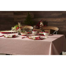 The Pioneer Woman Holiday Geo Cheer Tablecloth