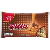 Rolo Chewy Caramel in Milk Chocolate Candy