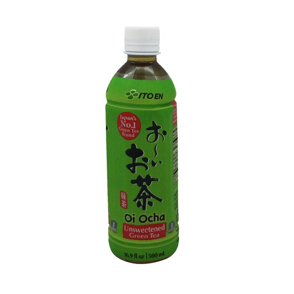 Ito En Oi Ocha Green Tea Unsweetened