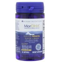 Minami Nutrition MorDHA Prenatal Support Softgels