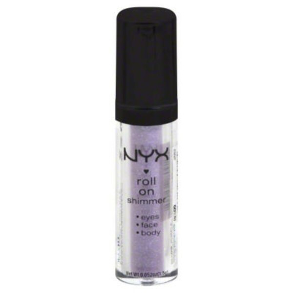 NYX Purple Roll On Simmer RES09