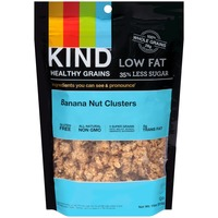 Kind Healthy Grains Banana Nut Clusters Healthy Grains