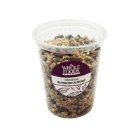 Whole Foods Market Blueberry Almond Granola