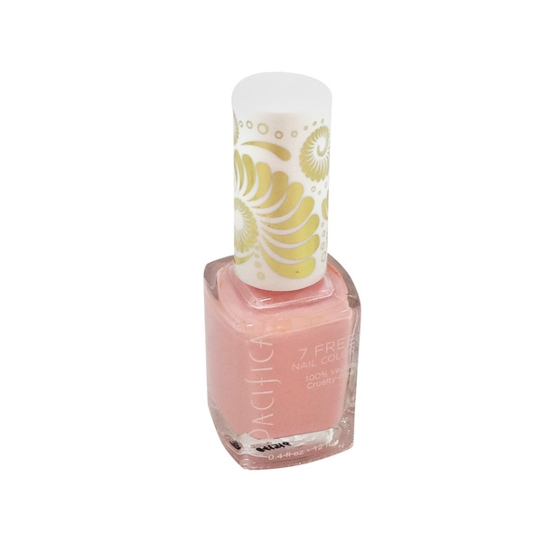 Pacifica 7 Free Nail Color Pink Moon