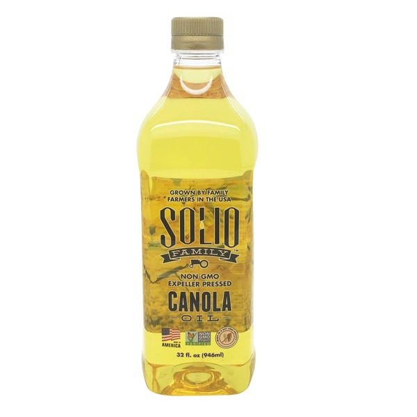 Solio Family Canola Oil