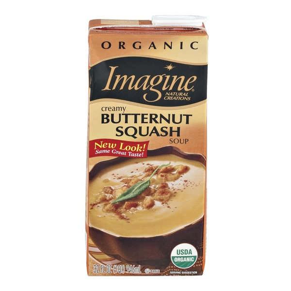 Imagine Foods Soup Creamy Butternut Squash Organic